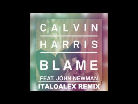 скачать песню calvin harris blame feat john newman