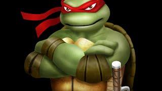 Teenage Mutant Ninja Turtles IV   Turtles in Time - Raphael