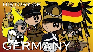 The Animated History of Germany | Part 1