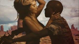 WTF! Kanye West 'Bound 2' Video Ft. Naked Kim Kardashian