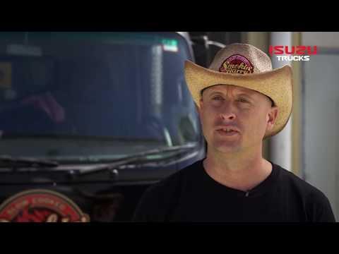 Isuzu Truck Power: Serving Up Street Eats - Isuzu Australia Limited