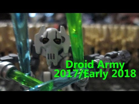 Droid Army 2017/Early 2018