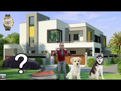 GTA 5 CLINTON KIDS REAL LIFE MOD #8 SECRET SURPRISE FOR FRANKY!