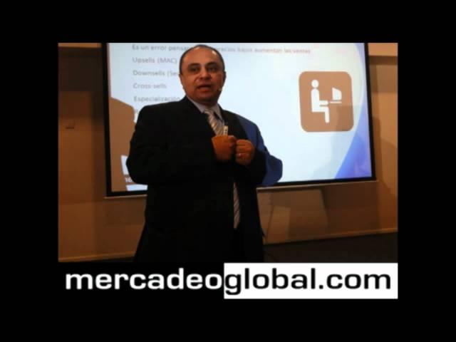 1 - Testimonio para Ernesto Guerra de Alvaro Mendoza - Director MercadeoGlobal.com