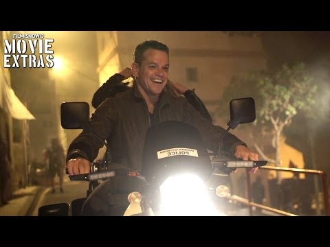 Go Behind The Scenes Of Jason Bourne (2016)