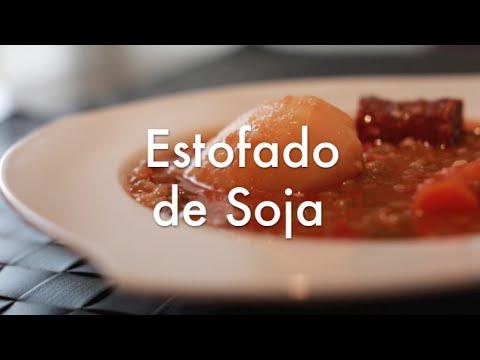 Estofado de Soja - Recetas de Cocina