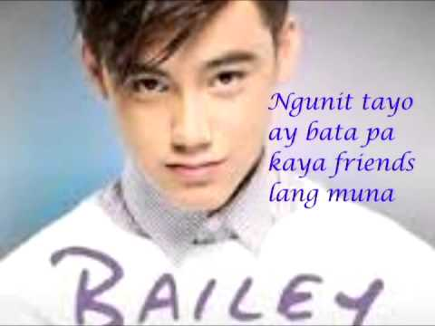 Gusto Kita by Bailey May (Studio Version) Lyrics
