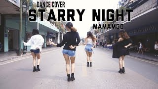 Download Lagu [KPOP IN PUBLIC CHALLENGE] MAMAMOO (마마무) - Starry Night DANCE COVER by BLACKCHUCK from Vietnam Gratis STAFABAND