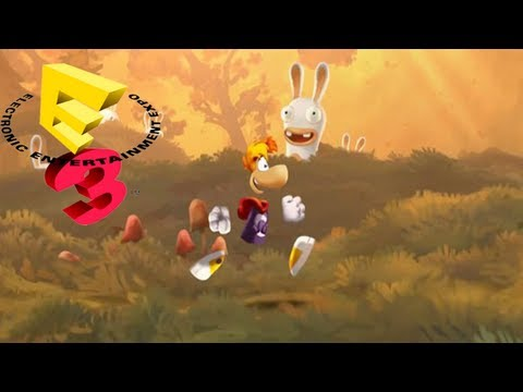 E3 2013 Trailers – E3 2013 Trailers: Rayman legends Demo Gameplay 【Short Walkthrough HD】 E3M13