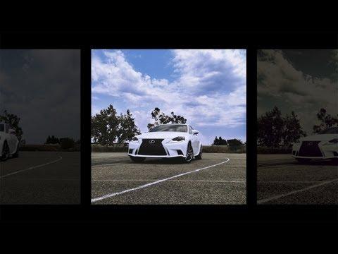 Обзор Lexus IS 2014