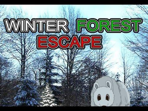 Winter Forest Escape Walkthrough | Mirchi Games