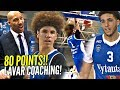 LaMelo Ball 43 Points In LaVar COACHING Debut! Gelo 37 Points! Melos BEST Dunk Yet!