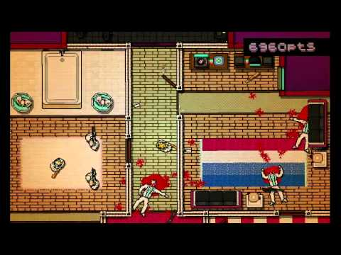 Hotline Miami: Giant Bomb Quick Look