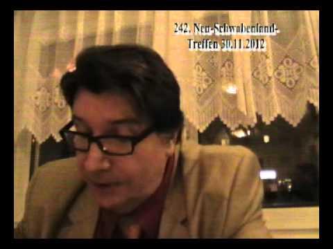 242. Neu-Schwabenland-Treffen Berlin im 10. Jahr 30.11.2012 Peter Schmidt 1v2 39m39s
