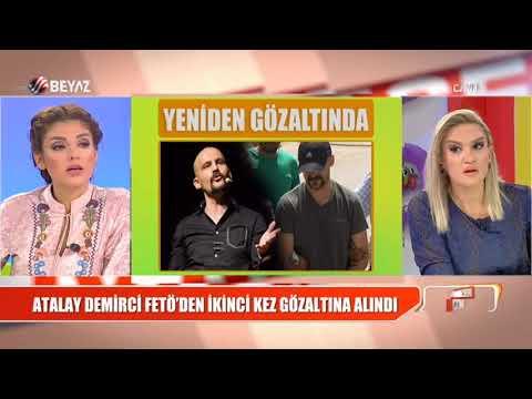 Atalay Demirci FETÖ'den ikinci kez gözaltına alındı