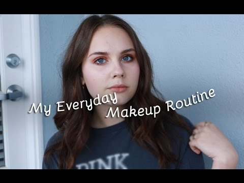 My Everyday Makeup Routine   Spring 2016