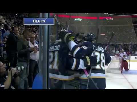 David Perron sweet goal Against Blackhawks - NHL Fox Sports Midwest
