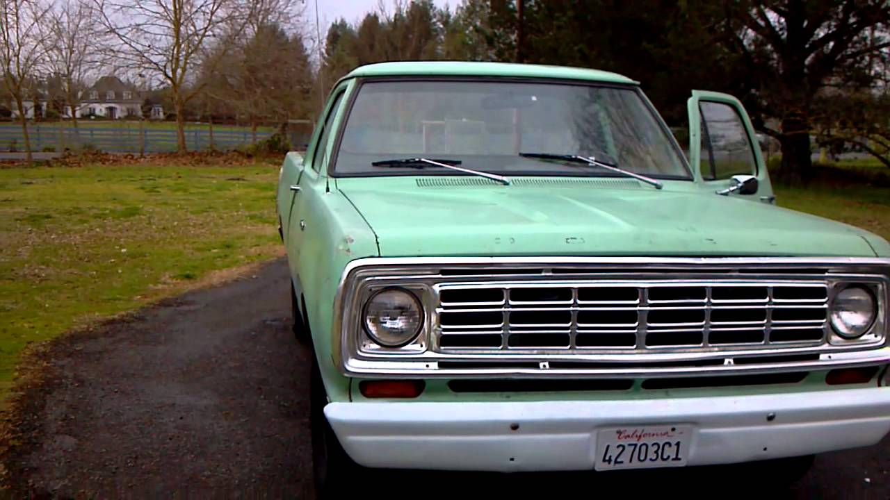 dodge d100 with Watch on Harley Davidson Billboard in addition Wiring Diagram 1988 Dodge Ran W150 5 2l 318 together with Watch additionally 1973 Dodge D100 Truck No Reserve 162385 together with Yankee Hooligans Fc.