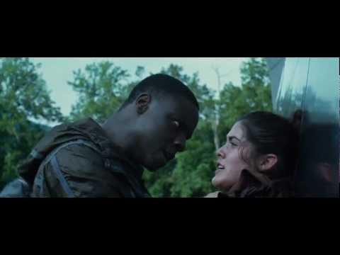 Black Guy Kills Girl - Hunger Games