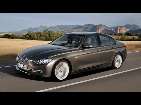 BMW 3 Series (F30) — Обзор часть 2