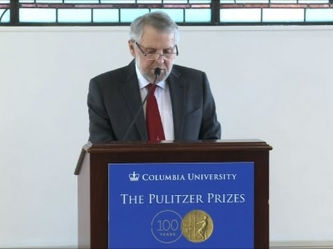 2016 Pulitzer Prize Awards Announced