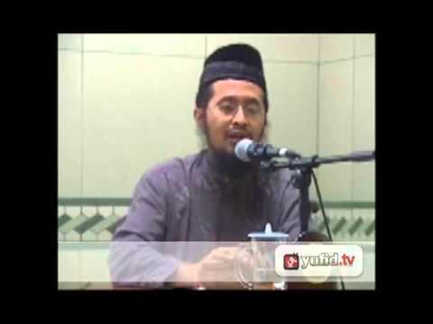 Budayakan Malu (Bagian 1) - Dr. Muhammad Arifin Badri [Video Lama]