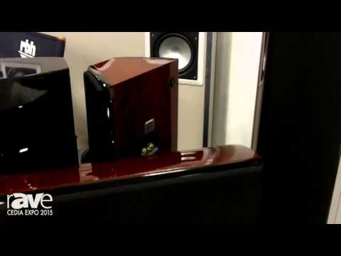 CEDIA 2015: RBH Sound Previews New SV Product Line from Signature Series, New I-12 Impression Sub