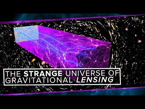 The Strange Universe of Gravitational Lensing   Space Time   PBS Digital Studios