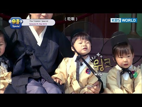 The Return of Superman - The Triplets Special Ep.25 [ENG/中文字幕/2017.11.03]