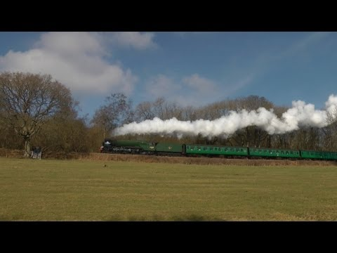 Mid-Hants Railway - Service Two Timetable - 26/02/12 - Part 1