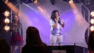 "Lana Shapovalov and TC Band Live Worship ""Мое желание"""
