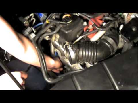 Changing Spark Plugs On A Subaru Youtube border=