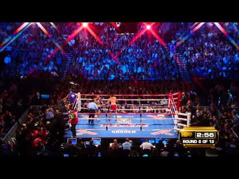 Classic Boxing: Cotto vs. Margarito 2 2011 (HBO Boxing)