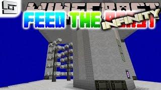Minecraft FTB Infinity - MOVING ME ;)  ( Hermitcraft Feed The Beast E20 )