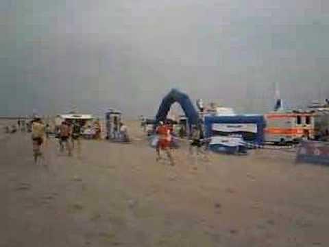 Beach Sprint Men - Semi Final 1 - Nivea Cup 2007
