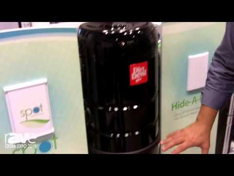 CEDIA 2015: H-P Products Features Its DB5000 Disposable Bag System