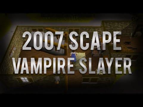 Runescape 2007 Quest Guide: Vampire Slayer