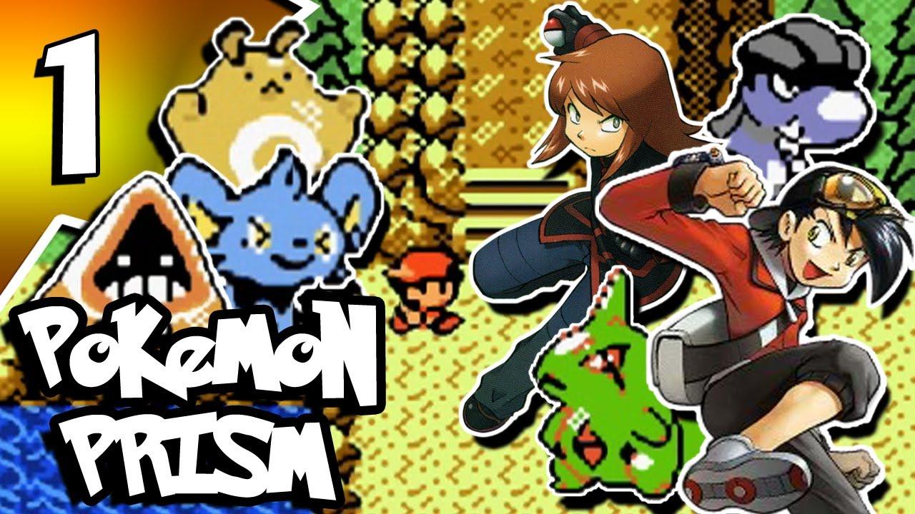 how to get to naljo pokemon prism
