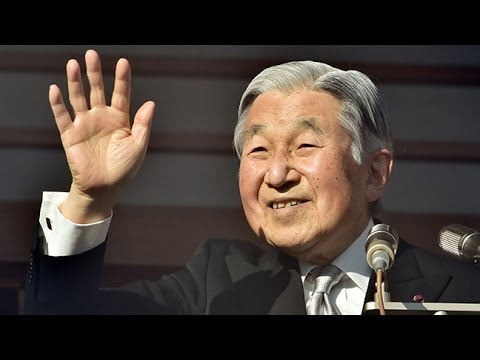 Japan's Emperor Is Reportedly Planning to Abdicate