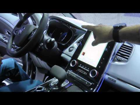 Renault Espace | Salone di Parigi 2014. HDmotori.it