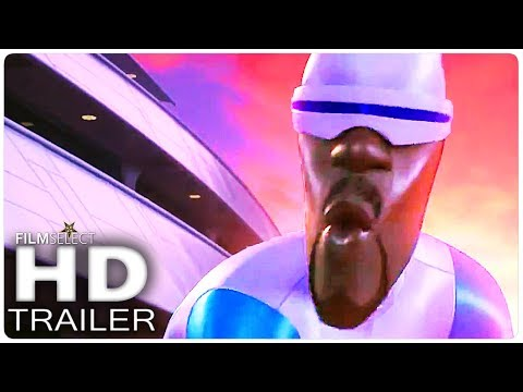 INCREDIBLES 2 Trailer 4 (2018)