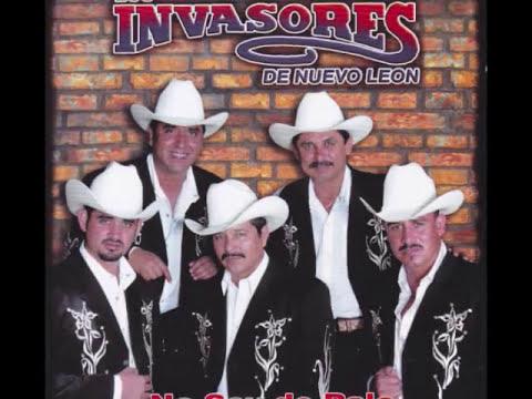 Los Invasores de Nuevo Leon-No Soy de Palo