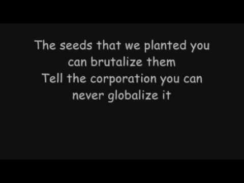 Yell Fire by Michael Franti and Spearhead with Lyrics
