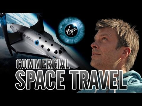 The First Ever Space Tourism Flight Is Here!