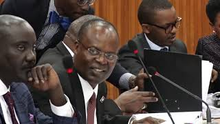 BOU on the Spot Over Crane Bank Closure