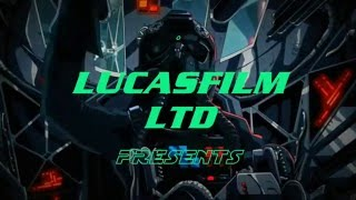 Star Wars in the Style of Robotech (Opening)