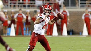2019.09.28 NC State Wolfpack at Florida State Seminoles Football