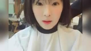 Red Velvet's Irene New Hair!! 🙆 So Pretty!!