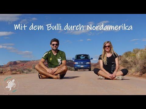 Mit dem Bulli durch Nordamerika - Highlights