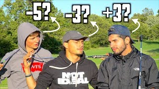 Trying To Beat Our Record Scores On 9 Holes | GM GOLF